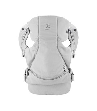 My carrier Front Stokke® Grey
