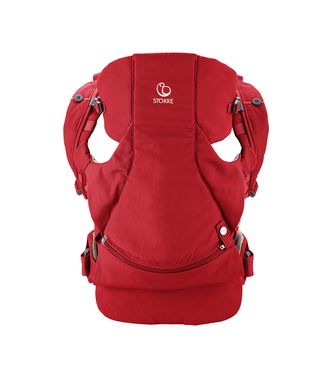 My carrier Front Stokke® Red