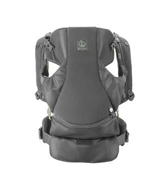 STOKKE® My Carrier Green Mesh Front and Back