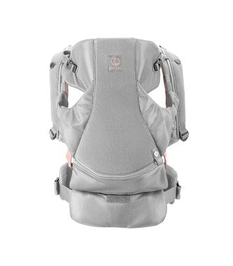 STOKKE® My Carrier Pink Mesh Front and Back