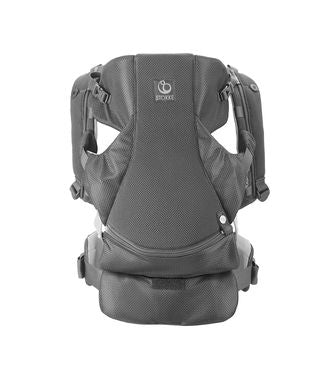 My carrier Front Stokke® Grey Mesh