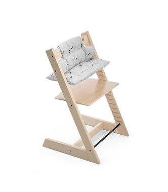 Stokke® Tripp Trapp Cushion Grey Leaf