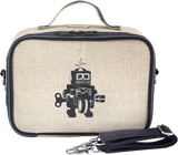 Lunch Boxes Robot gris