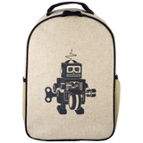 Toddler Backpacks Robot gris