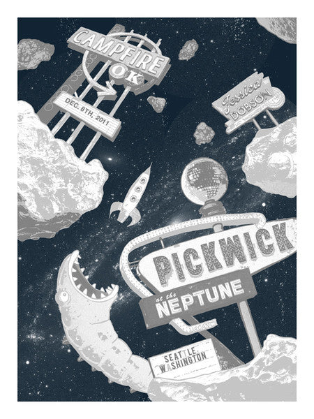 Pickwick/Campfire OK Poster