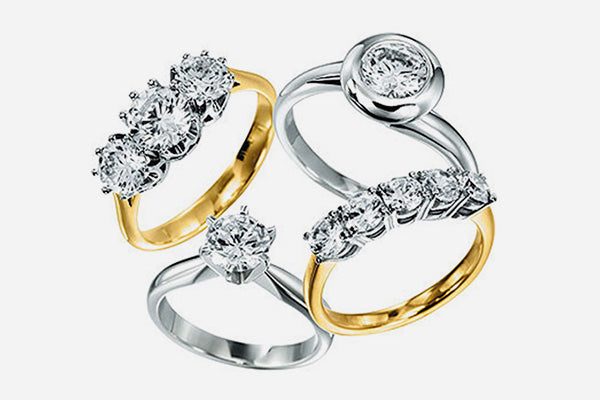 The top 5 reasons why people choose Diamond engagement rings