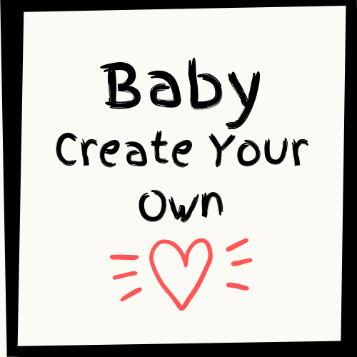 Baby Create Your Own