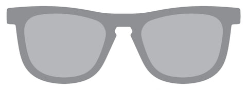 Profile 909 Sunglasses Outline
