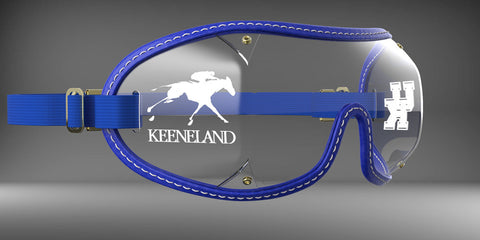 Keeneland University of Kentucky Goggle