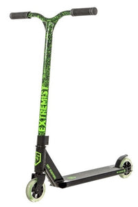 Grit Extremist Scooter Black Green