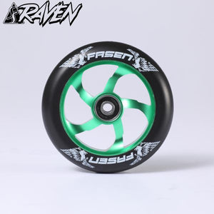 Fasen Raven 110 Wheel Green/ Black - Stuntstep