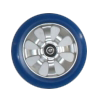 FASEN 8 spokes Raw/Blue incl. ABEC 9 bearings - Stuntstep