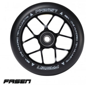 Fasen Jet 110 Wheel Black - Stuntstep