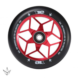 Blunt Diamond 110 Wheel Red - Stuntstep