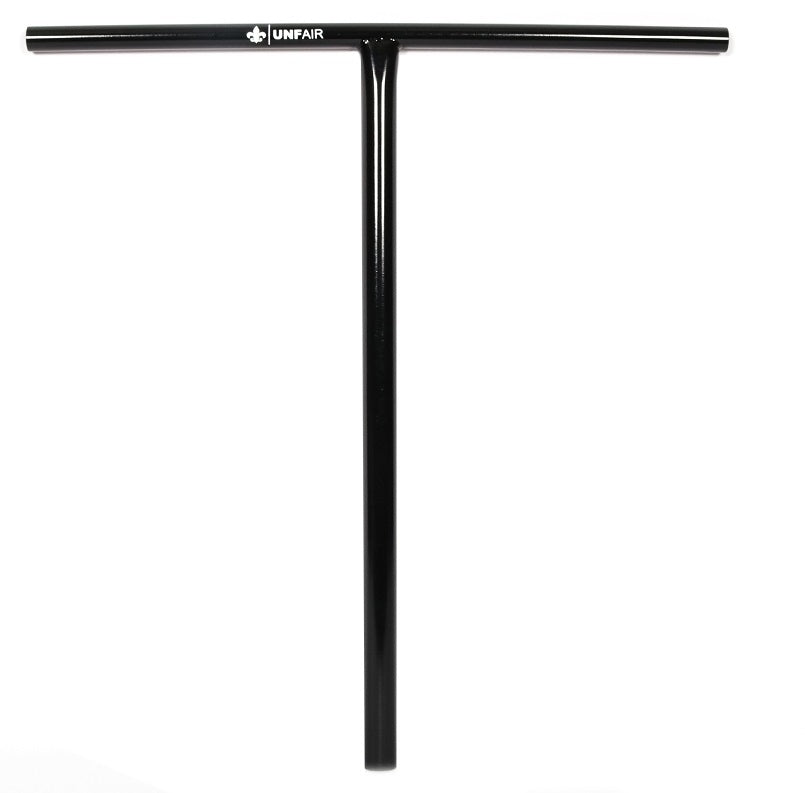Unfair XL T-Bar Glossy Black - Stuntstep