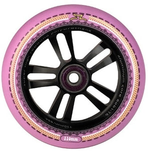AO Mandala 110 Wheel Pink Black