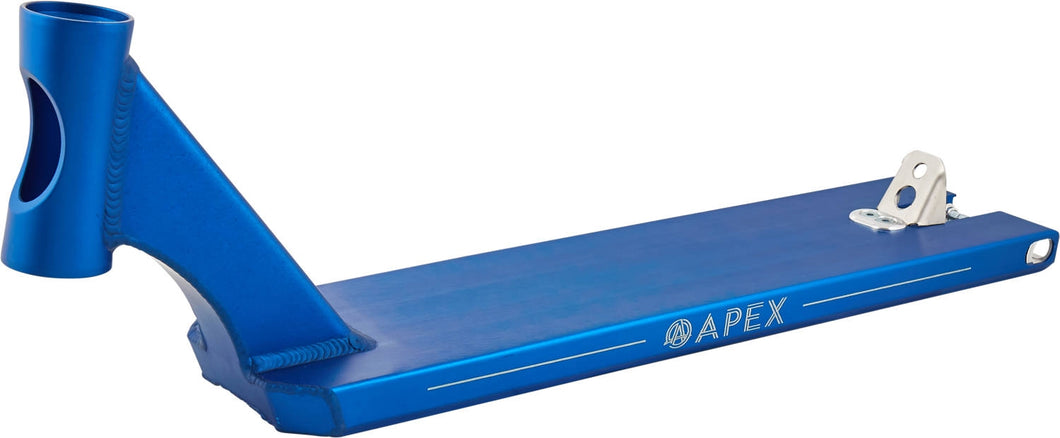 Apex 5 x 21 Box Cut Deck Blue