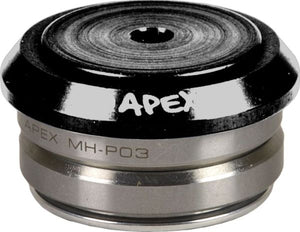 Apex Integrated Headset Black - Stuntstep