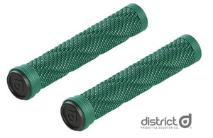 District G15R Grips Rope 164 Green