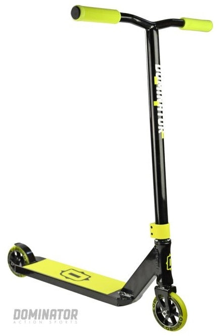 Dominator Sniper Scooter Black Yellow ⭐⭐⭐⭐