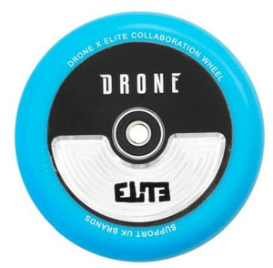 Drone x Elite Hollowcore Wheel 110 Blue