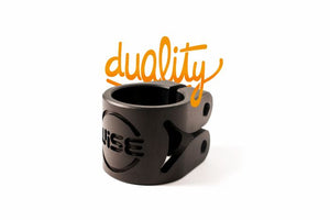 WISE Duality Clamp Black - Stuntstep