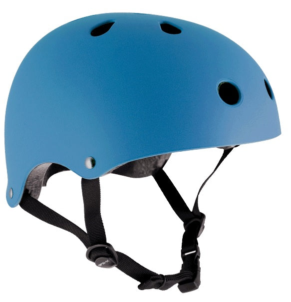 SFR Essentials Matt Blue helmet S/M - Stuntstep