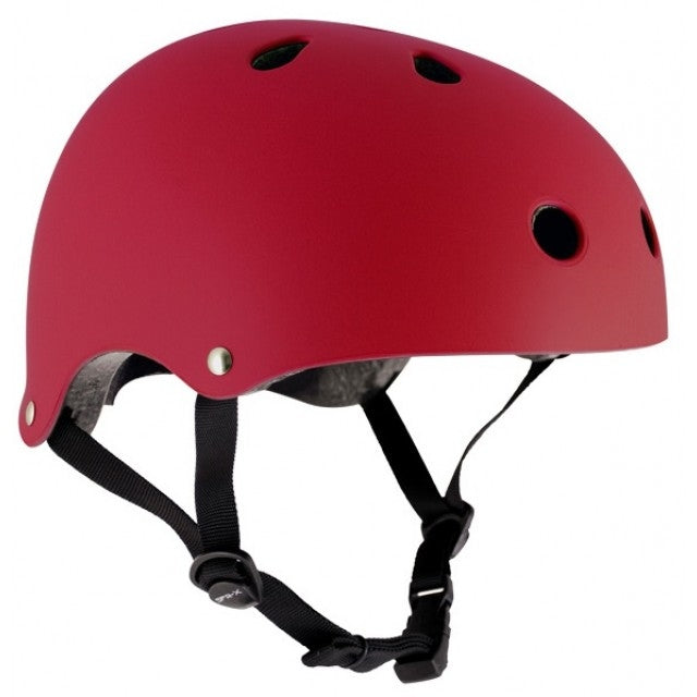 SFR Essentials Matt Red Helmet XXS-XS - Stuntstep