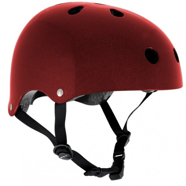 SFR Essentials Metallic Red Helmet XXS-XS