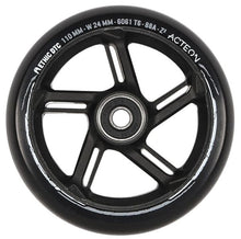 Afbeelding in Gallery-weergave laden, Ethic Acteon 110 Wheel Black - Stuntstep