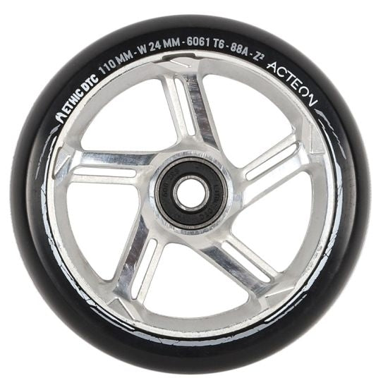 Ethic Acteon 110 Wheel Raw - Stuntstep