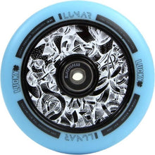 Afbeelding in Gallery-weergave laden, Lucky Lunar Hollow Wheel 110 Axis Teal