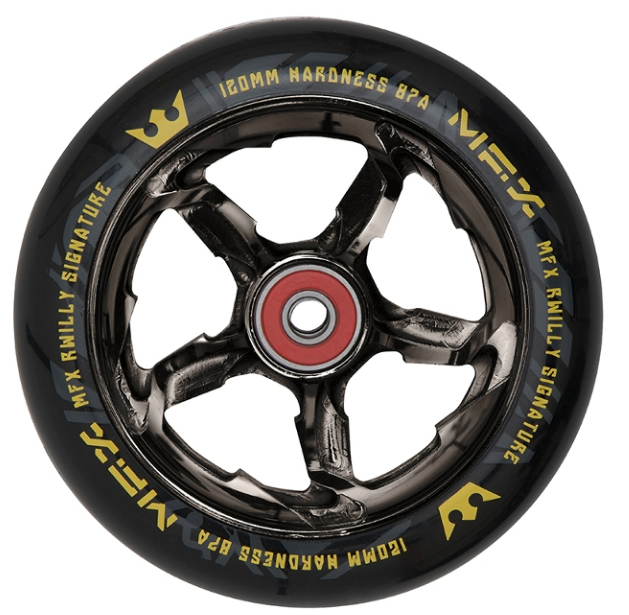 MGP RWilly Wheel 120 Nickel - Stuntstep