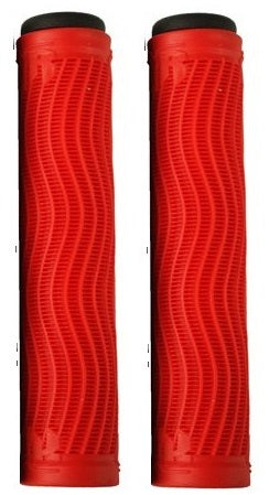 Raptor Slim Grips Red - Stuntstep