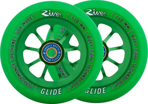 River Glide Emerald 110 Wheel - Stuntstep