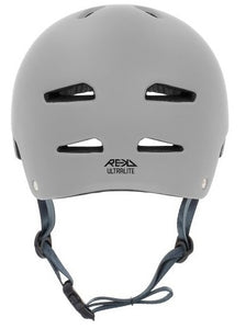REKD Ultralite In-Mold Helmet Grey - Stuntstep