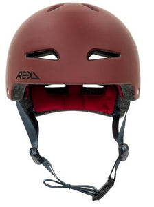 REKD Ultralite In-Mold Helmet Red - Stuntstep