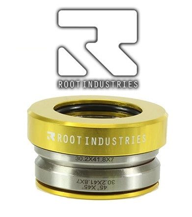 Root Industries Air Headset Gold - Stuntstep
