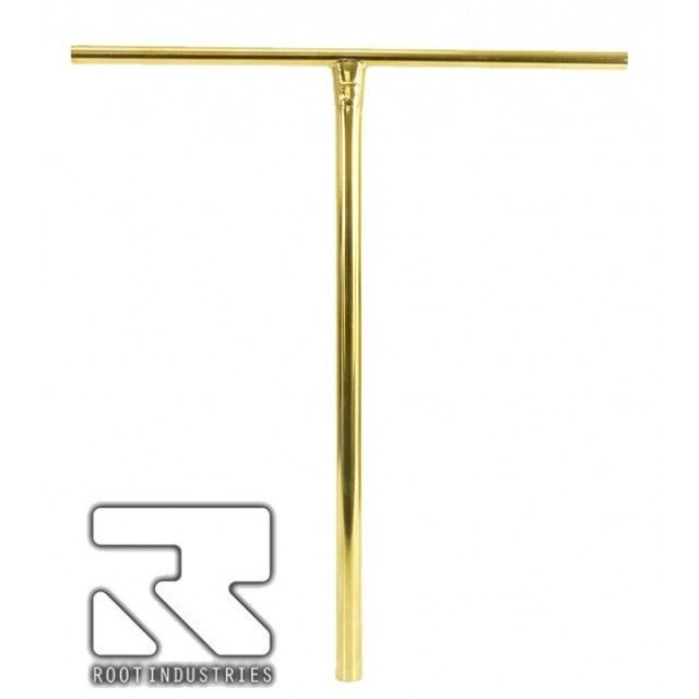 Root T Oversized Bar Gold - Stuntstep
