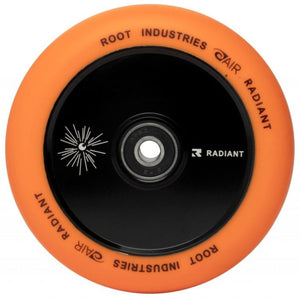 Root Air Radiant 120 Wheel Orange - Stuntstep