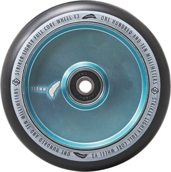Striker Lighty Full Core V3 110 Wheel Teal