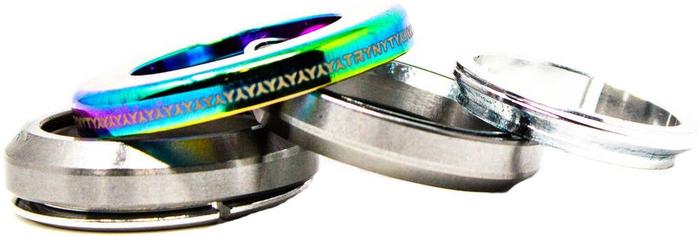 Trynyty Integrated Headset Oil Slick