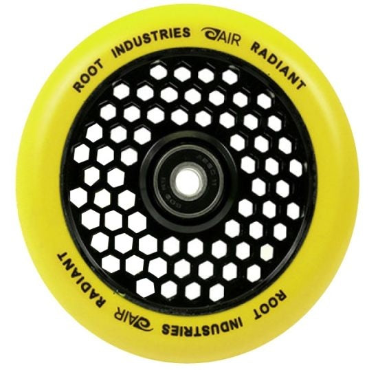 Root Industries Honeycore Radiant Wheel 110 Yellow