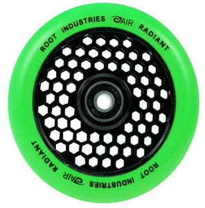 Root Industries Honeycore Radiant Wheel 110 Green