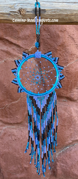 HAND MADE BEADED DREAM CATCHER BDC002