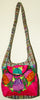 GUATEMALA PURSE HAND EMBROIDERED FLOWERS BAG X-LARGE GPL008
