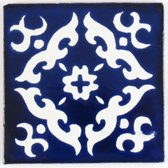 "Mexican Tile 4""  T4007"