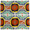 "Mexican Tile 4""  T4010"