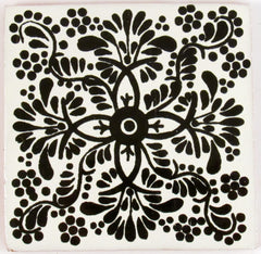 "Mexican Tile 4""  T4011"