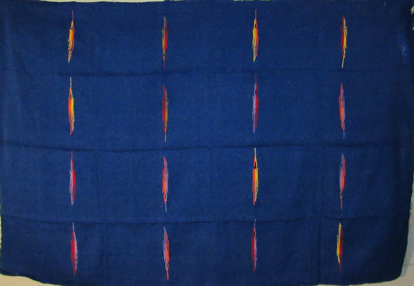 T-Bird Mexican Blanket XL 4.5' X 6.5'